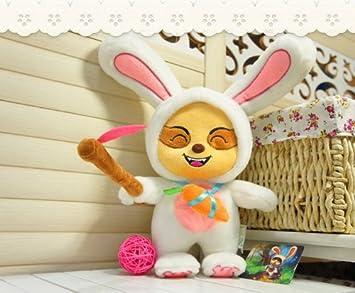 League of legends lol teemo plush rabbit easter bunny gift amazon league of legends lol teemo plush rabbit easter bunny gift negle Gallery