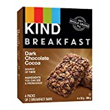 KIND KIND Breakfast Dark Chocolate Cocoa, Dark Chocolate Cocoa, 200 Grams