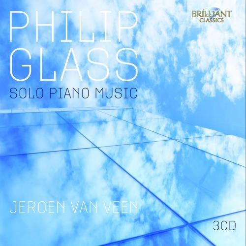 Philip Glass: Solo Piano - Glasses Online Select