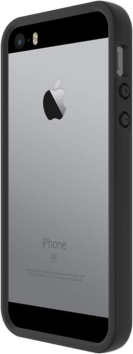 iPhone SE Case, RhinoShield [CrashGuard] 11 ft Shock Absorption ...