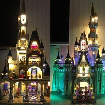 Amazon.com: LEGO Disney Castle 71040: Toys & Games