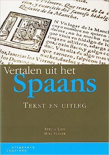 Vertalen uit het Spaans: tekst en uitleg: Amazon.es: Stella ...