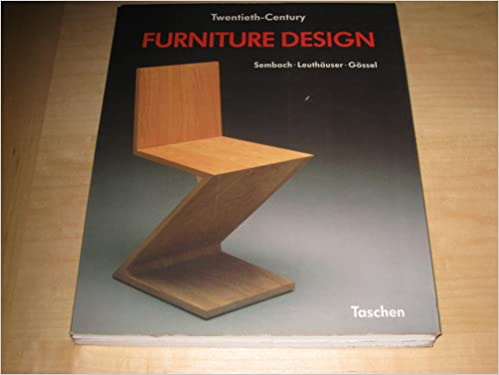Twentieth Century Furniture Design: Klaus Jurgen And Others SEMBACH:  9783822802762: Amazon.com: Books