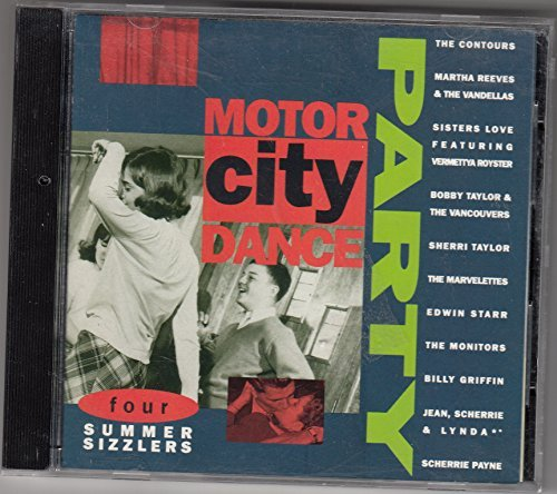 The Motors - Summer Sizzlers By Motor City Dance Party - Zortam Music