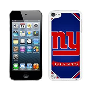NFL New York Giants Ipod Touch 5th Generation Case Popular By zeroCase