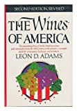 img - for Wines of America book / textbook / text book