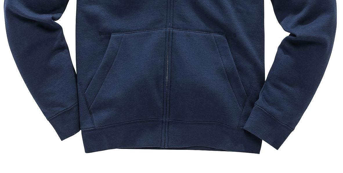 Alpinestars Mens Logo Fleece Full Zip Hoodie Modern Fit
