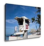 Ashley Canvas, Hawaii Oahu, Home Decoration Office, Ready to Hang, 20x25, AG6409621