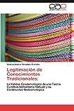 Legitimación de Conocimientos Tradicionales, Ximena Andrea González Grandón, 3846569089