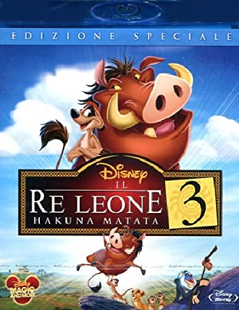 Il re leone hakuna matata wikipedia