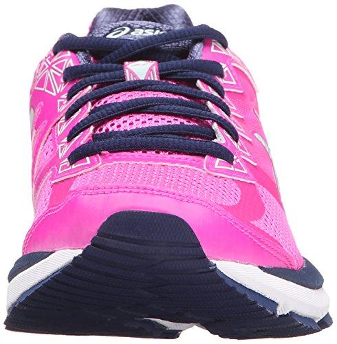 Asics Womens Gt-2000 4 Scarpa Da Corsa Rosa Glow / Calmante Mare / Blu Indaco