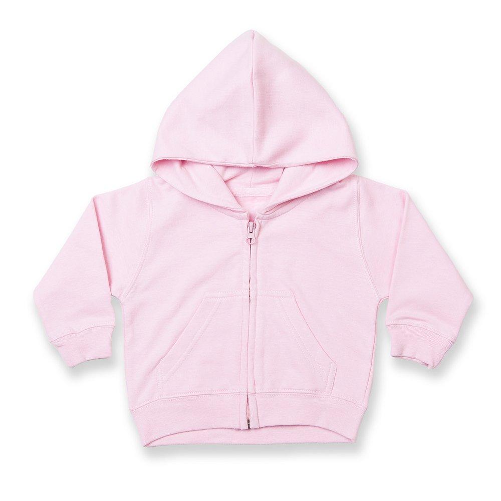 3-4 Jahre Marineblau Larkwood Baby//Kinder Sweatshirt Jacke
