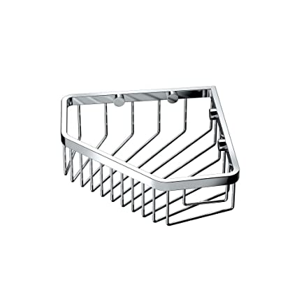 Amazon.com: Gatco 8 – 1/2-inch ducha o tina Corner cesta ...