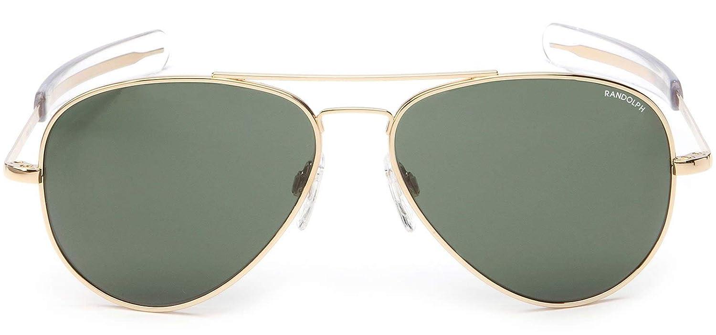 Randolph Concorde Sunglasses /& Cleaning Kit Bundle