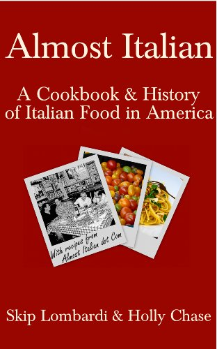 Almost Italian cookbook