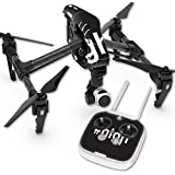 Skin For DJI Inspire 1 Quadcopter Drone – High | MightySkins Protective, Durable, and Unique Vinyl Decal wrap cover | Easy To Apply, Remove, and Change Styles | Made in the USA