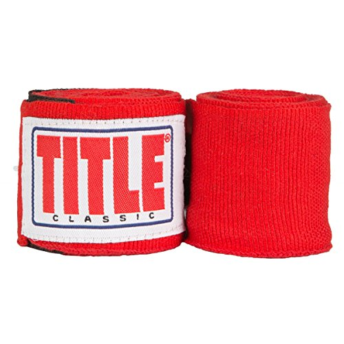 TITLE Classic Elite Mexican Hand Wraps