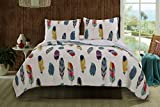 Greenland Home 2 Piece Dream Catcher Quilt Set, Twin