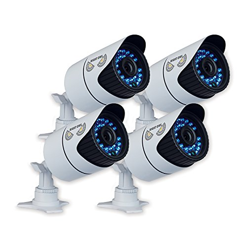 Night Owl Security Hi Resolution CAM 4PK 930 product image
