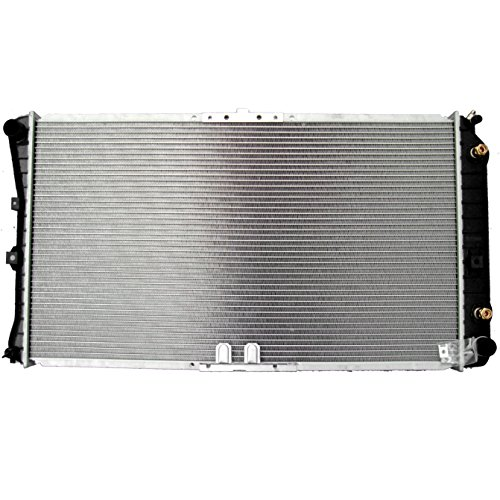 ECCPP New Aluminum Radiator 1516 fits for 1994-1996 Buick Commercial Chassis Base V8 5.7L 1994-1996 Chevrolet Caprice Classic