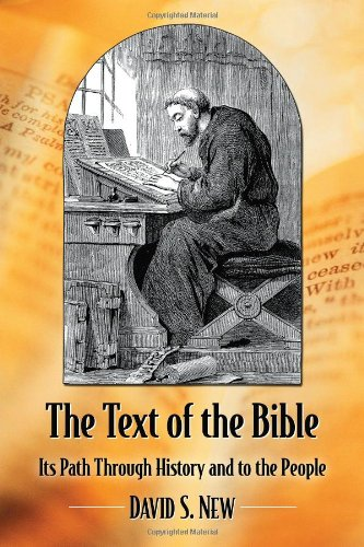 Download The Text of the Bible: Its Path Through History and to the People PDF