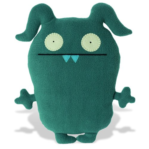 "51QUaQZt4PL - Uglydoll Little Ugly Plush Doll, 7"", Croudy"