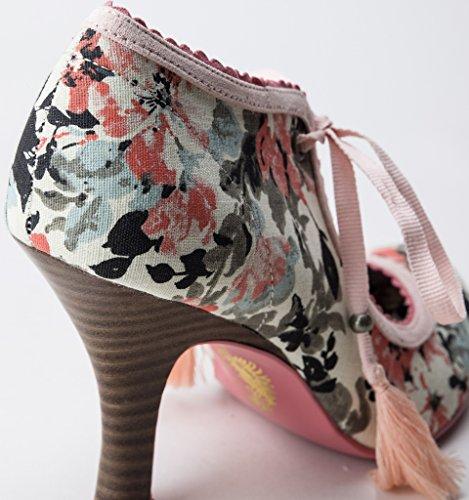 Ruby Shoo Willow - Tacones Mujer Rosa