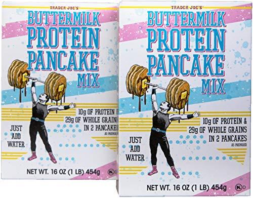 Trader Joe's Buttermilk Protein