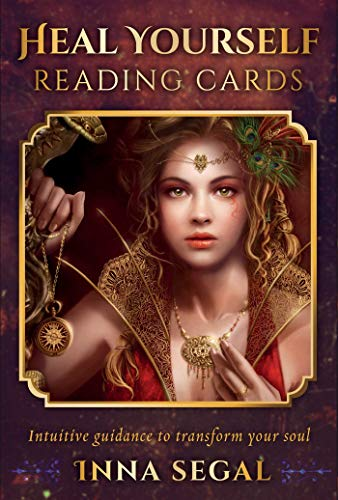 Heal Yourself Reading Cards: Intuitive Guidance to Transform Your Soul (Reading Card Series) Paperback – October 1, 2017