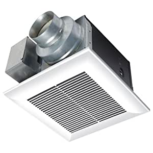 FV-08VQ5 WhisperCeiling 80 CFM Ceiling Exhaust Bath Fan ENERGY STAR* - Exhaust Fan-YOW