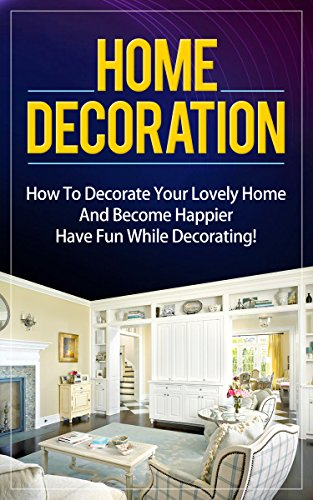 Home Decoration Decorating decorating improvement ebook product image