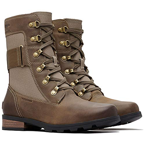SOREL Women's Emelie Conquest Waterproof Boots