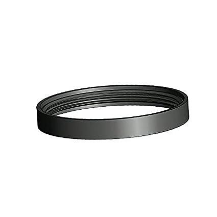 Junta de silicona de 80 mm para estufa, resistente a altas temperaturas, color negro