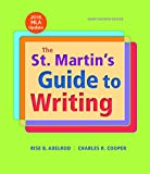 The St. Martin's Guide to Writing Short Edition with 2016 MLA Update 11th Edition