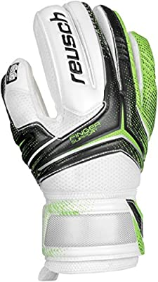 Reusch Soccer Receptor SG Finger Support Junior Goalkeeper Glove