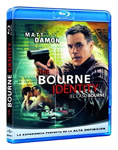 The Bourne identity (El caso Bourne) [Blu-ray]