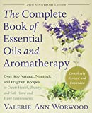 The Complete Book of Essentials Oils and