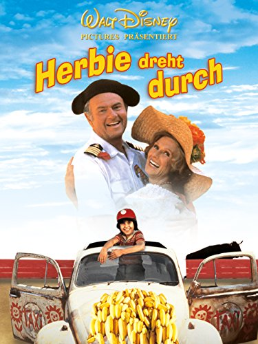 Filmcover Herbie dreht durch