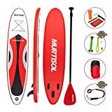 Best Inflatable Paddle Boards - Murtisol Upgrade 11' Inflatable Stand Up Paddle Board Review
