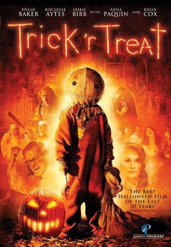 Trick 'r Treat Poster Movie C 11x17 Anna Paquin Quinn Lord Brian Cox Dylan Baker