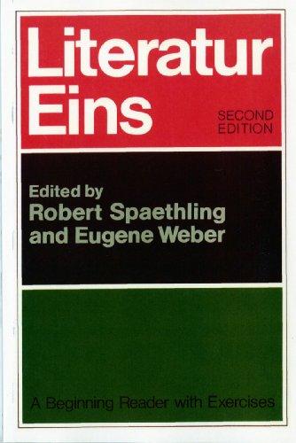 Literatur Eins (Second Edition)