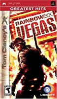 Tom Clancy's Rainbow Six Vegas - Sony PSP