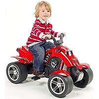 Falk 600 Pirate - Moto Infantil de 4