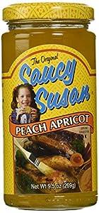 Saucy Susan Peach Apricot Sauce, 9.5 Ounce