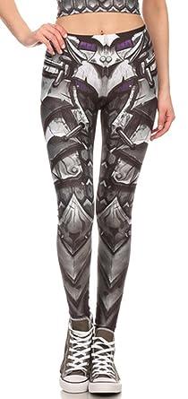 Belsen - Legging - Femme multicolore Leggings M - multicolore - Small b438dfe6057