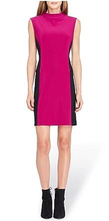 Colorblock Scuba Dress