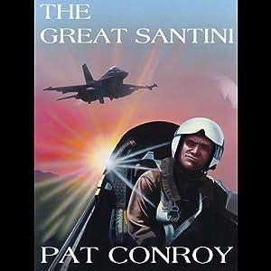 The Great Santini Audiobook