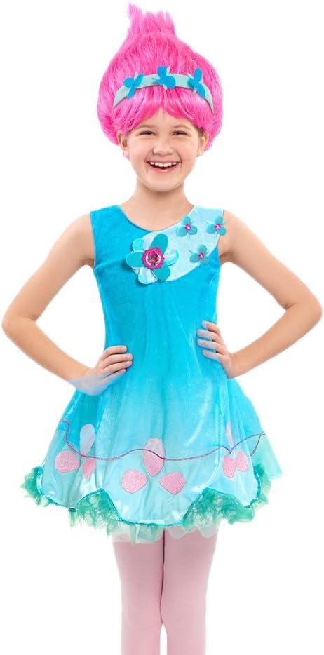 TROLLS - Vestido Poppy (Giochi Preziosi TRL21000): Amazon.es ...