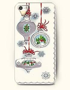 OOFIT iPhone 5 5s Case - Merry Christmas Xmas Balls by icecream design