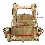 Tactical Vest Military Chest Rig Airsoft Swat Vest